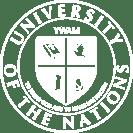 UofN Logo - White